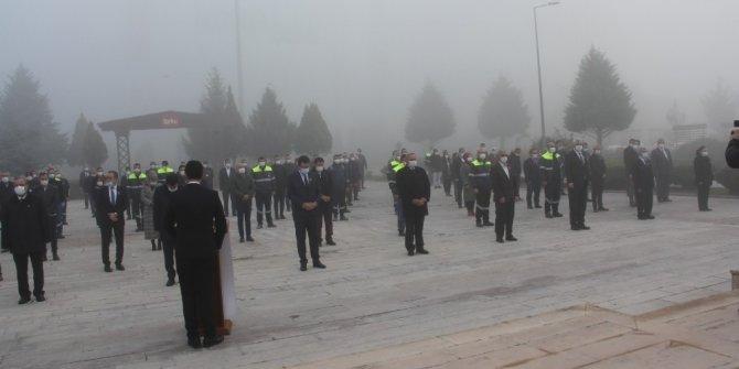 """Konuk: """"Atatürk, vefakâr ve kadirşinas milletimizin kalbinde ve zihninde daima yaşayacak"""""""