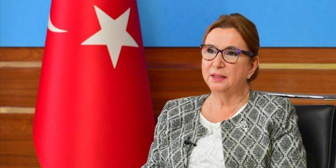 Bakan Pekcan'dan Cumhurbaşkanı Erdoğan ve görev arkadaşlarına teşekkür mesajı