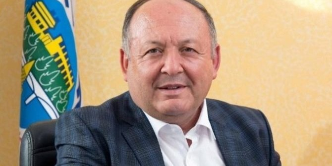 O ilçenin Belediye Başkanı da Kovid-19'a yakalandı