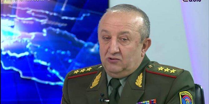 Ermeni generalden füze itirafı