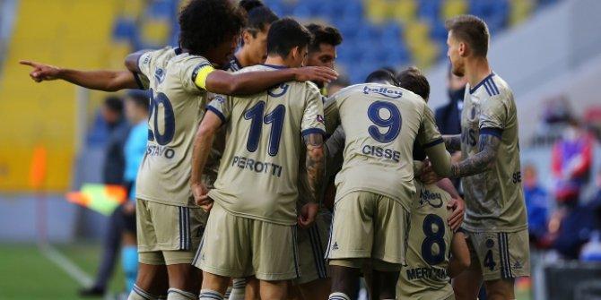Fenerbahçe'den başkentte gol şov