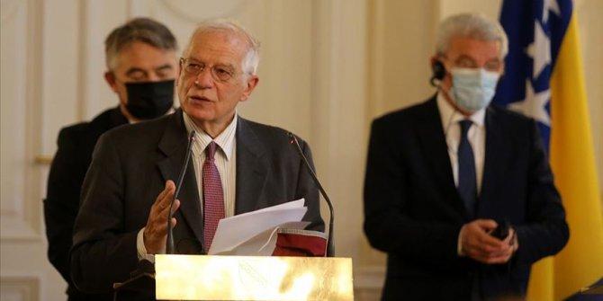 Borell: Nemam lekcije ili pridike, budućnost BiH je evropska