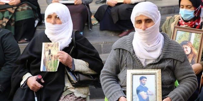 2 more families join anti-PKK sit-in