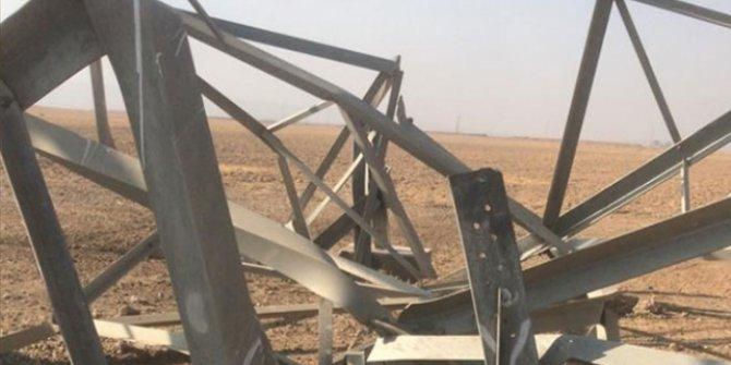 DEAŞ'tan Irak'ta elektrik hatlarına sabotaj