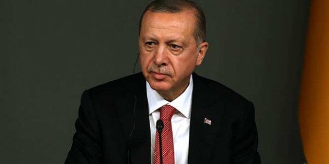 Cumhurbaşkanı Erdoğan Çad Cumhurbaşkanı Itno ile görüştü