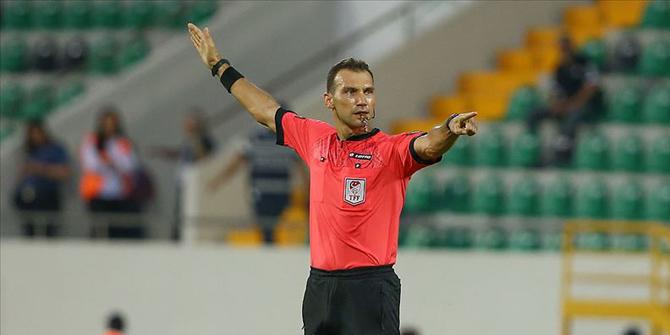 Alanyaspor-Konyaspor maçının hakemi belli oldu!