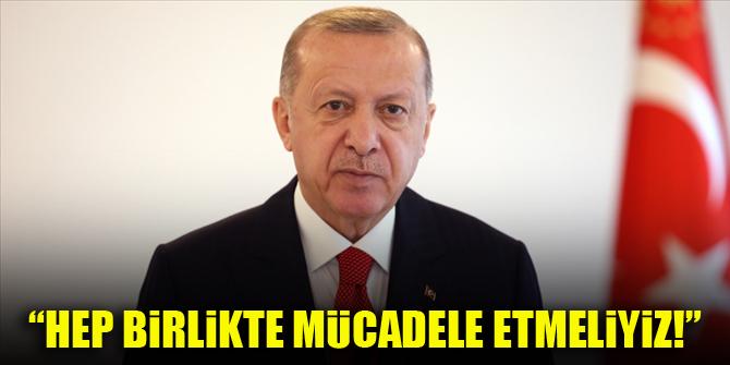 Cumhurbaşkanı Erdoğan: Dijital faşizme karşı hep birlikte mücadele etmeliyiz
