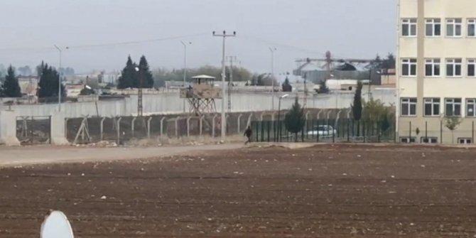 Şanlıurfa - Suriye sınırına 194 kilometre duvar örüldü