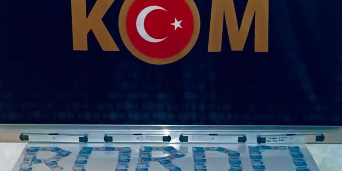 Trabzon'da sahte para operasyonu