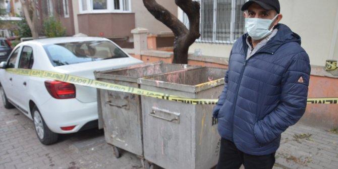 Avcılar'da çöp konteynerinde bebek cesedi bulundu
