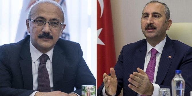 Hazine ve Maliye Bakanı Elvan ile Adalet Bakanı Gül, TÜSİAD yönetimiyle bir araya gelecek