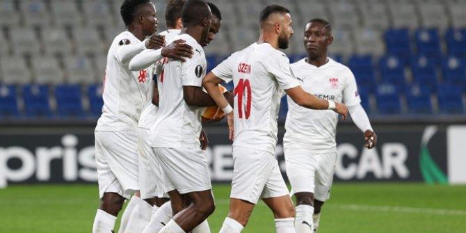 Sivasspor geriden gelip kazandı