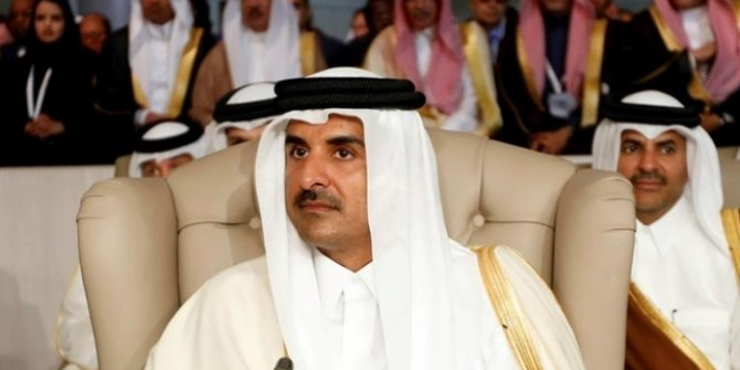 """""""Katar-Türkiye ortaklığı konusunda başarılı bir görüşme turu gerçekleştirdim"""""""