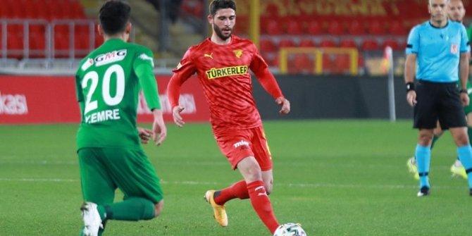 Göztepe Türkiye Kupası'nda 5 Tur'da