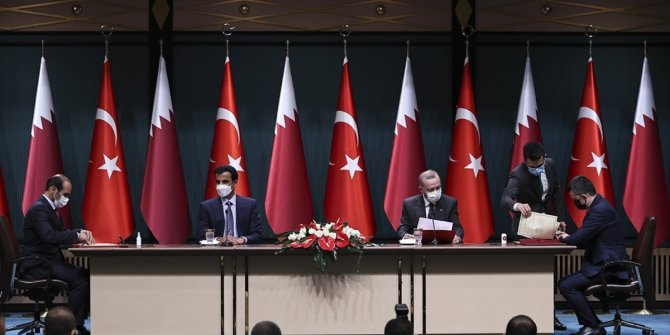 Katar ile 'su yönetimi' alanında iş birliği yapılacak