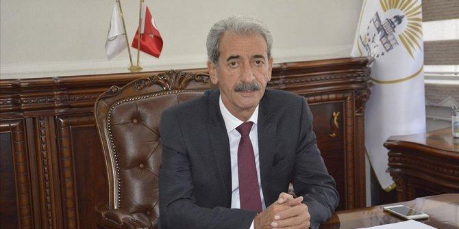 Siverek Belediye Başkanı Şehmus Aydın görevinden istifa etti