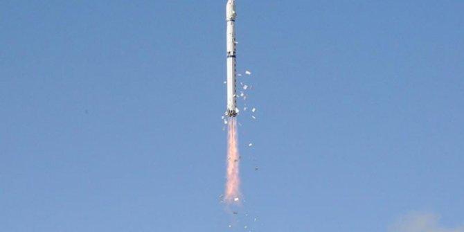 Japonya iletişim uydularını uzaya fırlattı