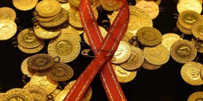 Altın fiyatları düşmeye devam ediyor: Gram altın son dakika itibariyle 443 lira