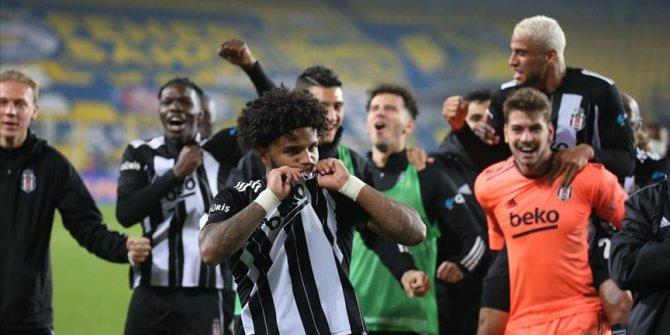 Beşiktaş'ın derbilerde yüzü daha çok gülmeye başladı