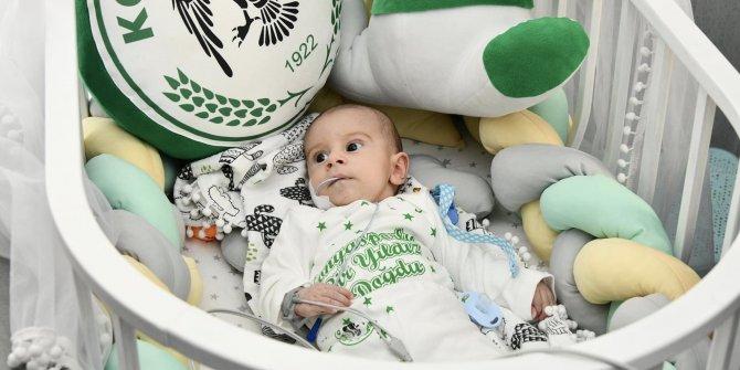 Konya'da SMA hastası Ali bebek vefat etti