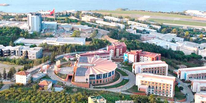 Karadeniz Technical University is 57 years