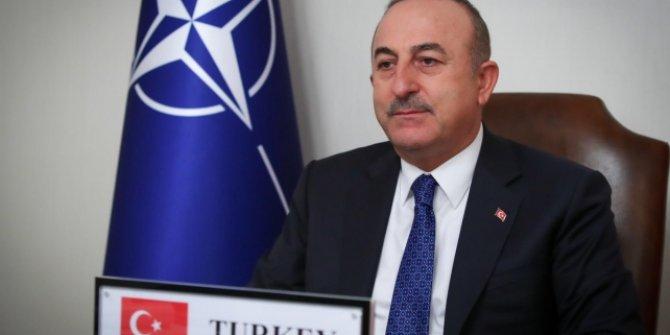 Dışişleri Bakanı Çavuşoğlu NATO toplantısına katıldı