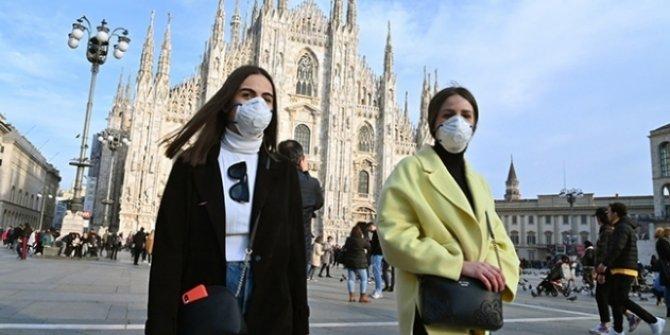 İtalya'da son 24 saatte 785 can kaybı