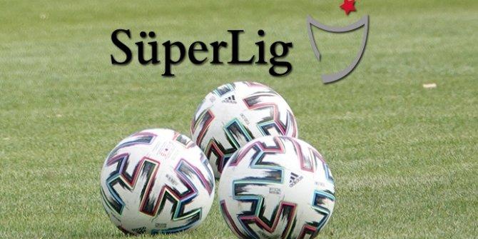 Süper Lig'de 4 haftanın programı açıklandı