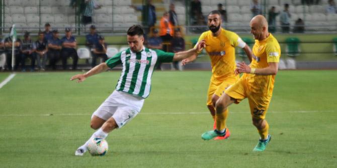Konyaspor'un 4 maçlık programı