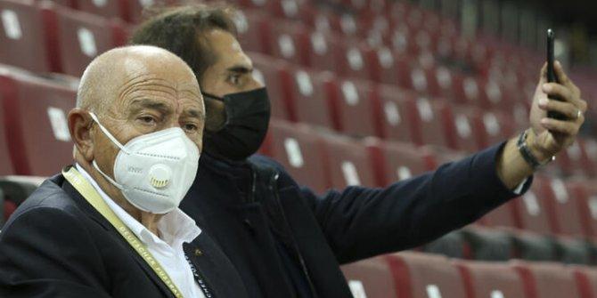 Spor camiasından Nihat Özdemir'e geçmiş olsun mesajları