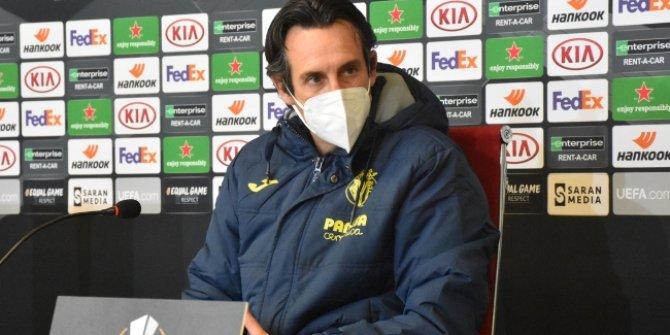 Emery: Sivasspor güçlü bir takım