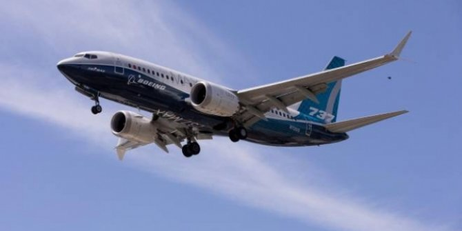 Boeing 737 MAX 20 ay sonra ilk kez uçtu