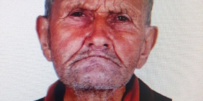 Aranan yaşlı adam ormanlık alanda ölü bulundu