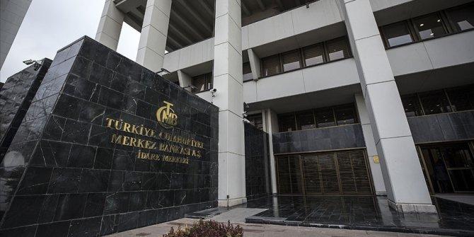 Merkez Bankası rezervleri 84 milyar 198 milyon dolar oldu