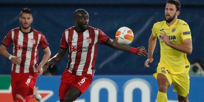 Sivasspor'un konuğu Villarreal