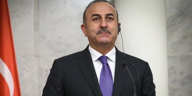 Bakan Çavuşoğlu: Kimse Türkiye'nin NATO üyeliğini sorgulama hakkına sahip değil