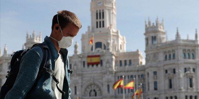 İspanya'da COVID-19 254 can daha aldı