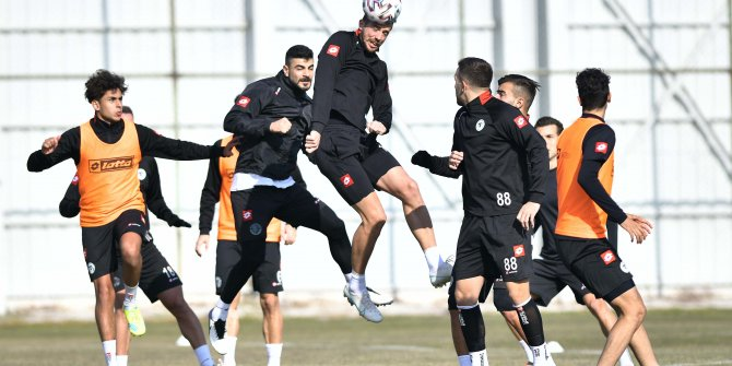 Konyaspor'da testler negatif çıktı