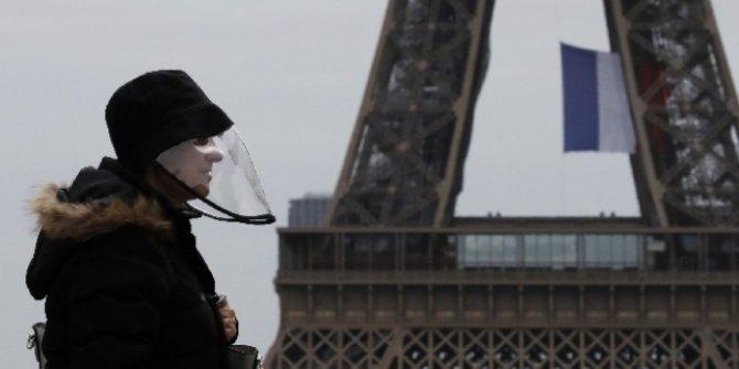 Fransa'da son 24 saatte 326 can kaybı