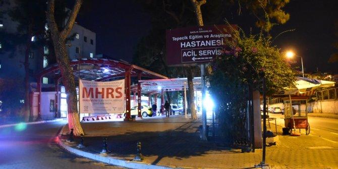 Yakınının evinde fenalaşan cezaevi firarisi, hastanede öldü