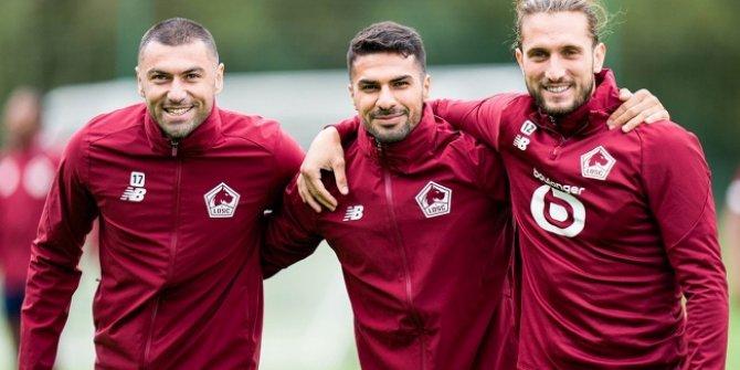 Lille'in gol yükünü Türk futbolcular çekiyor