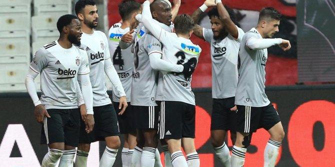 Beşiktaş'ın hücum hattı geçen sezonu solladı