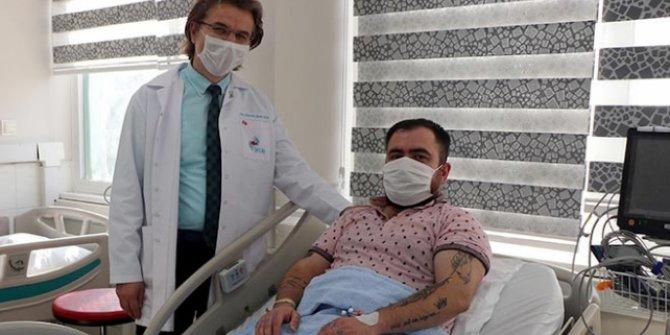 Yerli aşı gönüllüsü: Hiçbir yan etkisini görmedim