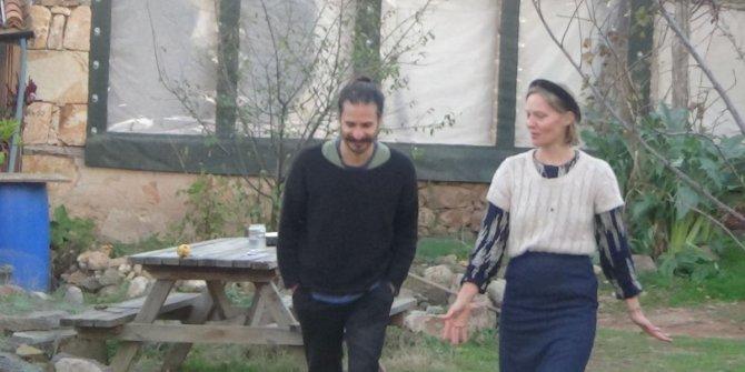 Amerika'dan gelen çift, Çanakkale'ye yerleşti