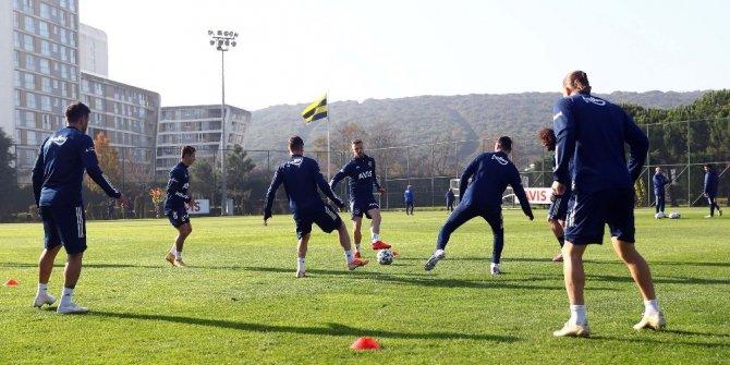 Fenerbahçe'de Denizlispor maçı hazırlıkları tamam