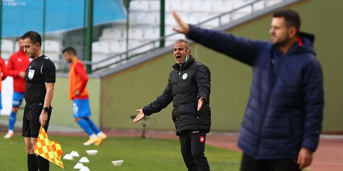 Konyaspor Teknik Direktörü İsmail Kartal: Rakibi iyi analiz ettik