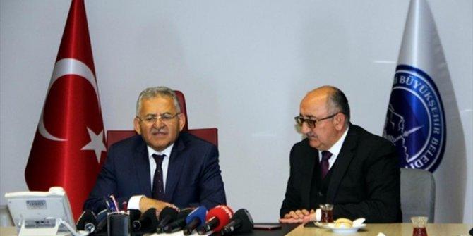 Basın kartı sahipleri Erciyes'teki mekanik tesislerden ücretsiz yararlanabilecek