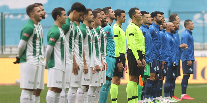 Konyaspor ile Rizespor arasında 14. beraberlik