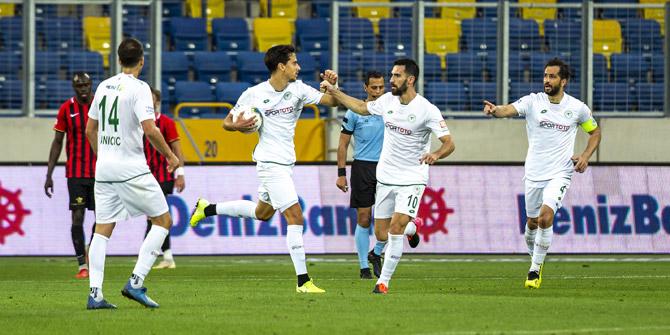 Konyaspor Alper Ulusoy'la kazanıyor