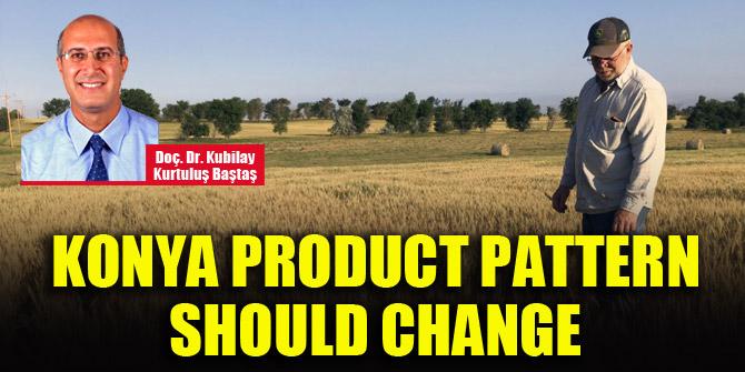 Konya Product Pattern Should Change
